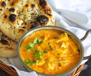 Paneer Butter Masala - Best Veg Restaurant In Udaipur