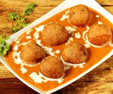 Malai kofta - Pure Veg Restaurant Udaipur