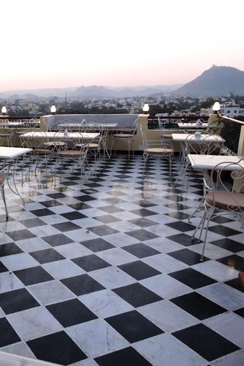 Best Rooftop Restaurant In Udaipur